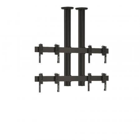 Vogels Deckenhalterung CVW 2255 für große Displays bis 55 Zoll