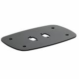 PFF 7060 Boden Montageplatte für Connect-it Rohre
