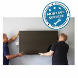 Montageservice TV-Wandhalterung