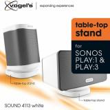 Vogels SOUND 4113 Tischständer für Sonos PLAY:1 und PLAY:3