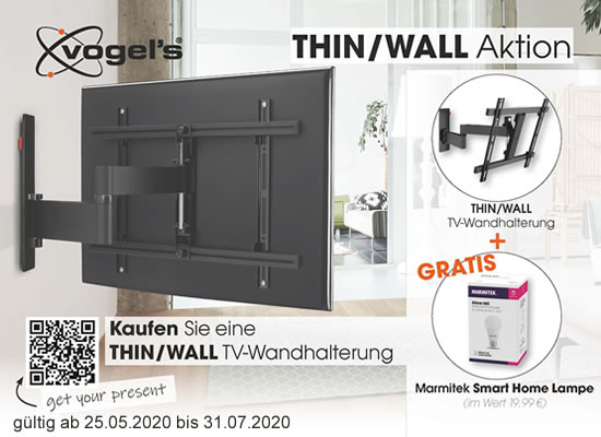 THIN und WALL Serie Aktion